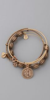 Alex and Ani Words Are Powerful 'Friend' Bracelet Set