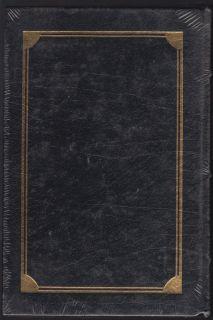 Easton Press Astounding Stories 1990 Black Leather SEALED 60 Annv