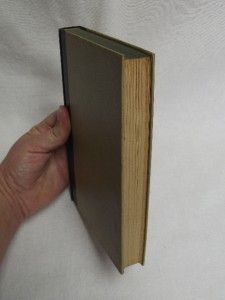 Vtg Book Last of The Mohicans James Fenimore Cooper Hardcover