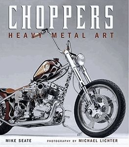 Choppers Heavy Metal Art Indian Larry Ness Lane James