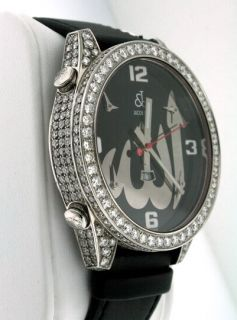 Jacob Co Allah 5 Time Zone Limited Edition Watch