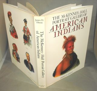 Hall Portrait Gallery of American Indians James D Horan HBDJ