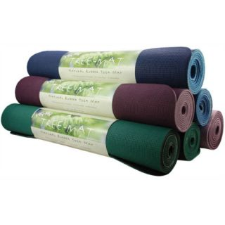 Eco Friendly Yoga Mat Natural Rubber Tree Mat