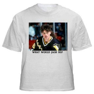 Jaromir Jagr WWD Shirt Penguins Jersey Retro Throwback