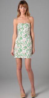 Plastic Island Cosima Strapless Dress