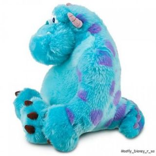 Exclusive Monsters Inc Sulley Large 13 Stuffed Plush Toy