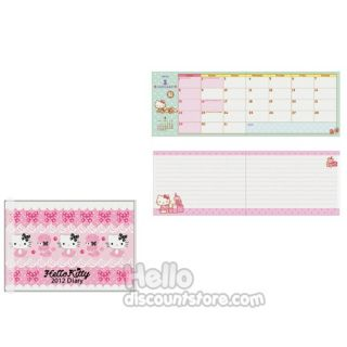 Special Sale Sanrio Hello Kitty 2012 Calendar