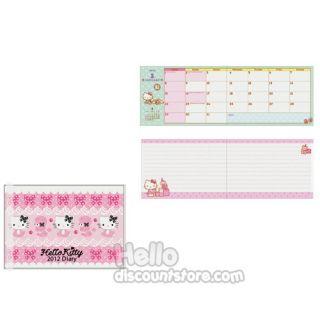 Special Sale Sanrio Hello Kitty 2012 Calendar
