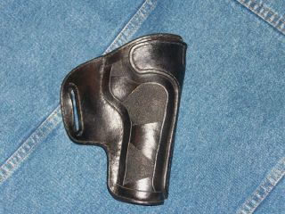 Colt M1911 Custom James Alan Lined Leather Gun Holster