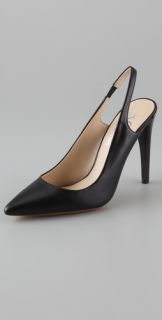 KORS Michael Kors Eden Pointed Toe Pumps