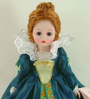 Madame Alexander Doll 40840 Lady Jane Grey Cissette N R