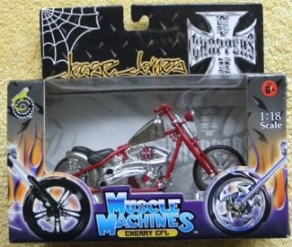 West Coast Choppers Jesse James Funline 2003 New