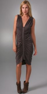 Geren Ford Ruched Dress