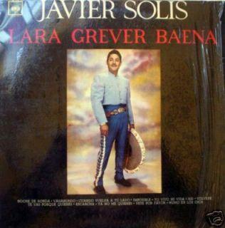 Javier Solis Lara Greever Baena Mexico LP