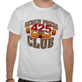 425 Club Bench Press Muscle T Shirt / Tank