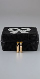 Felix Rey Heart & Bow Jewelry Case
