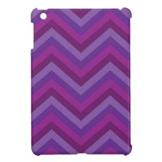 iPad Mini Case Zig Zag Pattern