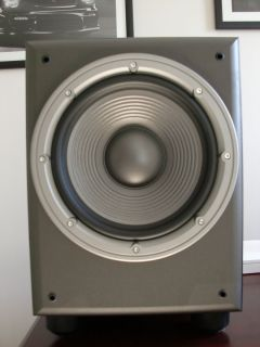 JBL Northridge E Series E 150P Subwoofer Black