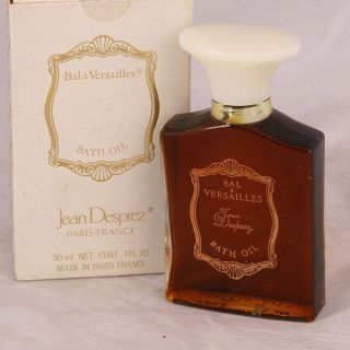 Jean Desprez BAL A Versailles 30ml Bath Oil Perfume