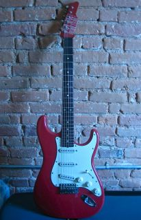 James Tyler Classic Electric Guitar Fiesta Red Wilkinson DiMarzio