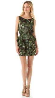 Tbags Los Angeles Peplum Dress