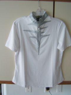 Jamie Sadock 2012 Collection Shirt Color Sugar Size Small