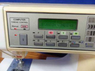 memory craft 7000 sewing machine