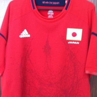 Japan Adidas 2012 Football Soccer Formotion Shirt Jersey 2XO Olympics