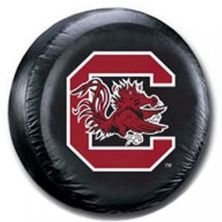 Gamecocks Spare Tire Covers Sizes 22 35 for Jeep and RVS