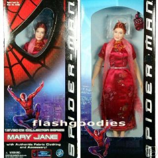 12 30cm Mary Jane Action Doll Figure by Toy Biz Marvel 2001