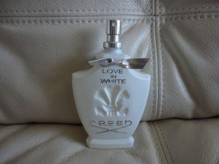 Creed Love in White Eau de Parfum Tester Authentic New