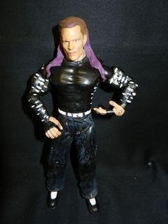 WWE WWF Jakks Jeff Hardy TNA Wrestling Figure