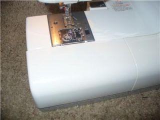 New Home Janome 8000 Memory Craft Sewing Machine