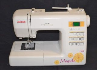Janome Sewing Machine 7330 Magnolia