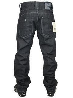 Mens Black Jack Jones Stream Designer Jeans All Sizes