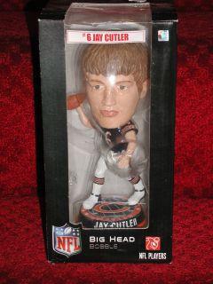 Jay Cutler Chicago Bears Big Head Bobblehead