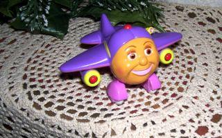 Jay Jay Jet Plane Tracy 2002