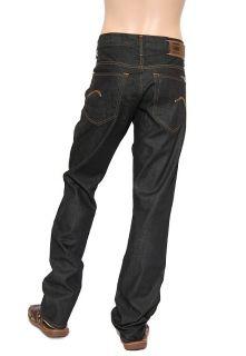 New Mens G Star Raw 3301 Straight Leg Jean Brooklyn Denim in Raw $150