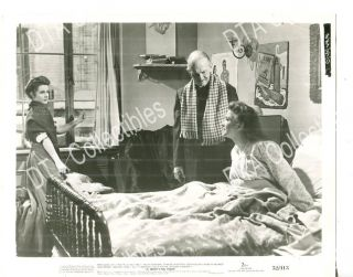 Full House 1950s 8 x 10 Still Drama Jean Peters Anne Baxter VG