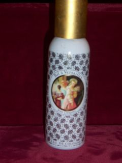 BAL A Versailles Jean Desprez Eau de Cologne Bottle Made in Paris
