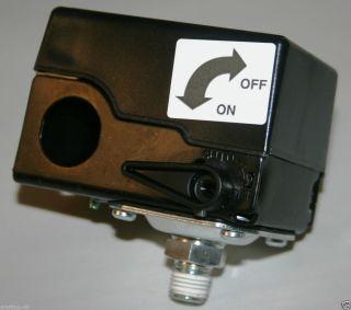Emglo PBVL Jenny 140 1074 01 Air Compressor Pressure Switch Dewalt