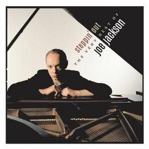Stepping Out The Very Best Of Joe Jackson CD Album Jazz Pop Music