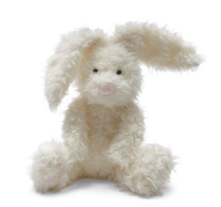 Jellycat Angora Bunny Rabbit Stuffed Animal Plush Toy New