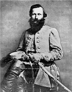 Jeb Stuart Confederate General Civil War
