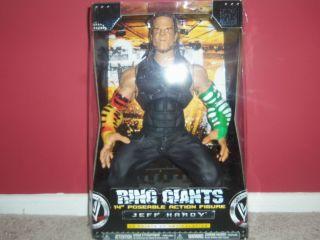 Jeff Hardy Ring Giants 14 Poseable Action Figure