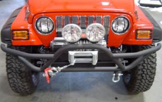 Body Armor 4x4 04 06 Jeep TJ Unlimited Rockcrawler Side Guards