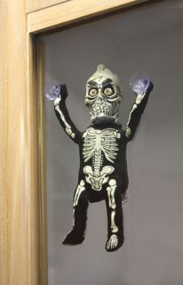 Jeff Dunham Achmed Window Cling Doll 4UR Car