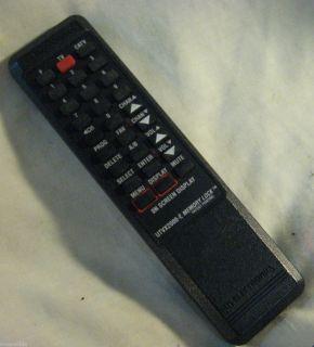 UTVX2000 E Jerrold General Instruments Cable Box Remote US Electronics