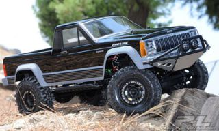 Pro Line Jeep COMANCHE Full Bed Clear Body PL3362 00