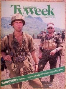 Jeffrey Nordling Kario Salem Shooter Chicago Tribune TV Guide Aug 7